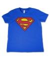 Superman logo t-shirt kids