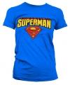 Superman T-shirt dames
