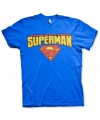 Superman T-shirt heren