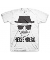 T-shirt Breaking Bad Heisenberg wit