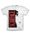T-shirt Scarface heren