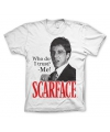 T-shirt Scarface Who Do I Trust