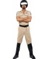 Village People politie kostuum