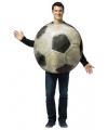 Voetbal kostuum voor volwassenen