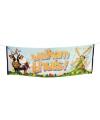Welkom Thuis banner 74 x 220 cm