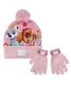 Winter set kids Paw Patrol roze
