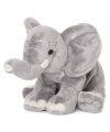 WNF pluche knuffel olifant met slurf in de lucht  25 cm