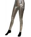 Zilveren legging