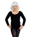 Zwarte kinder bodysuit