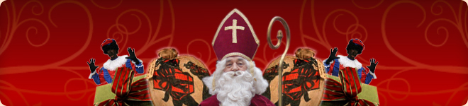 Sinterklaaspak benodigdheden
