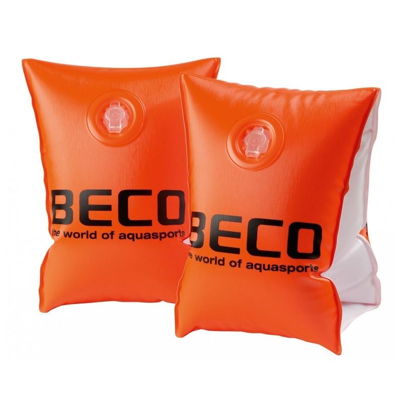Beco zwemvleugels maat 0 oranje tot 15 kg -