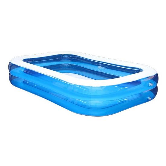 Opblaasbare zwembaden voor in de tuin 262 x 175 x 51 cm