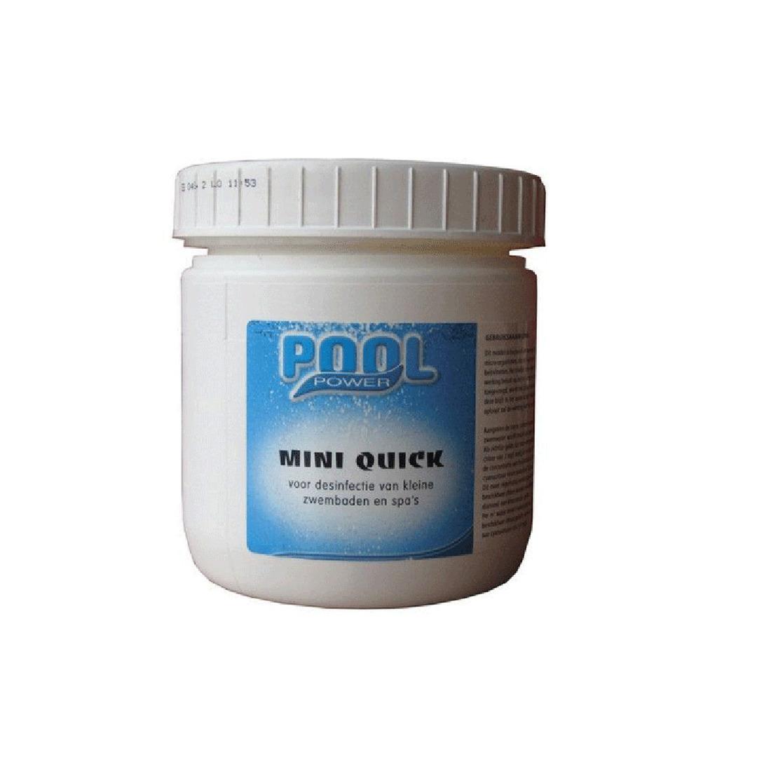 Zwembad desinfectie tabletten snel oplossend 2.7 gram 180 stuks -